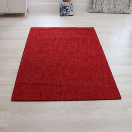 Tweed Rugs Berry Colour