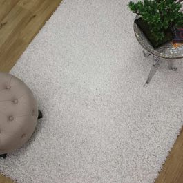 Twilight Rug White Silver 390001 6600