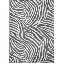 WECON Home Zebra Grey Rug