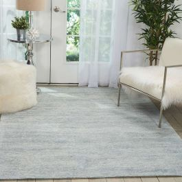 Weston Rug WES01 Aquamarine