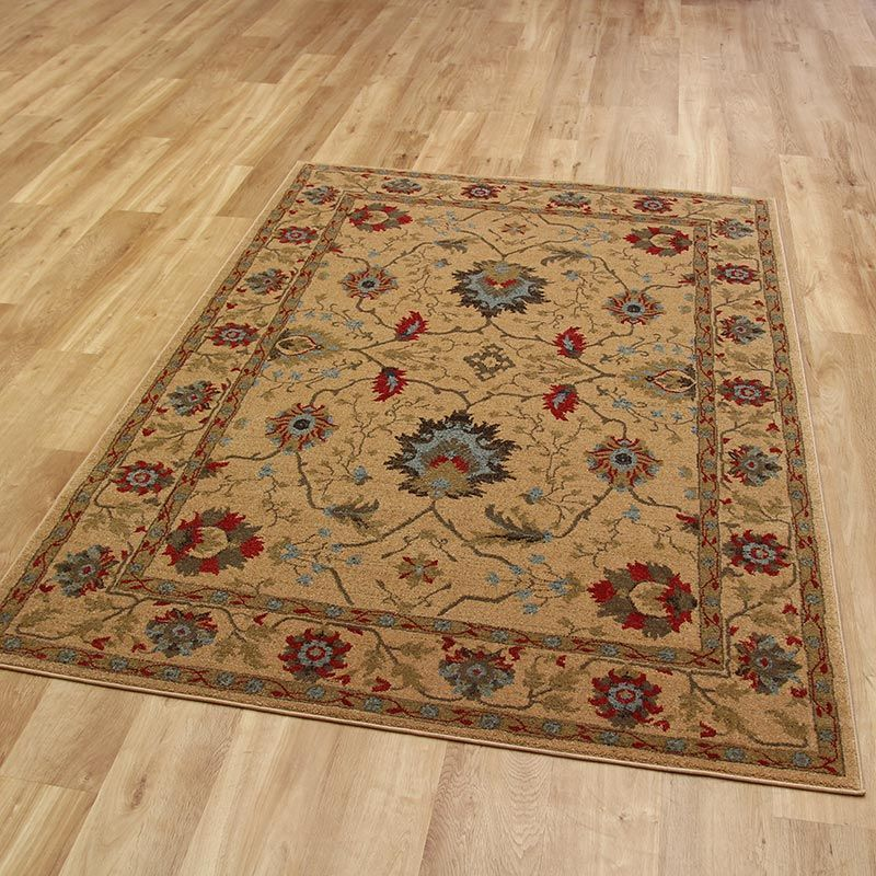Ziegler Rug Beige Traditional Lots