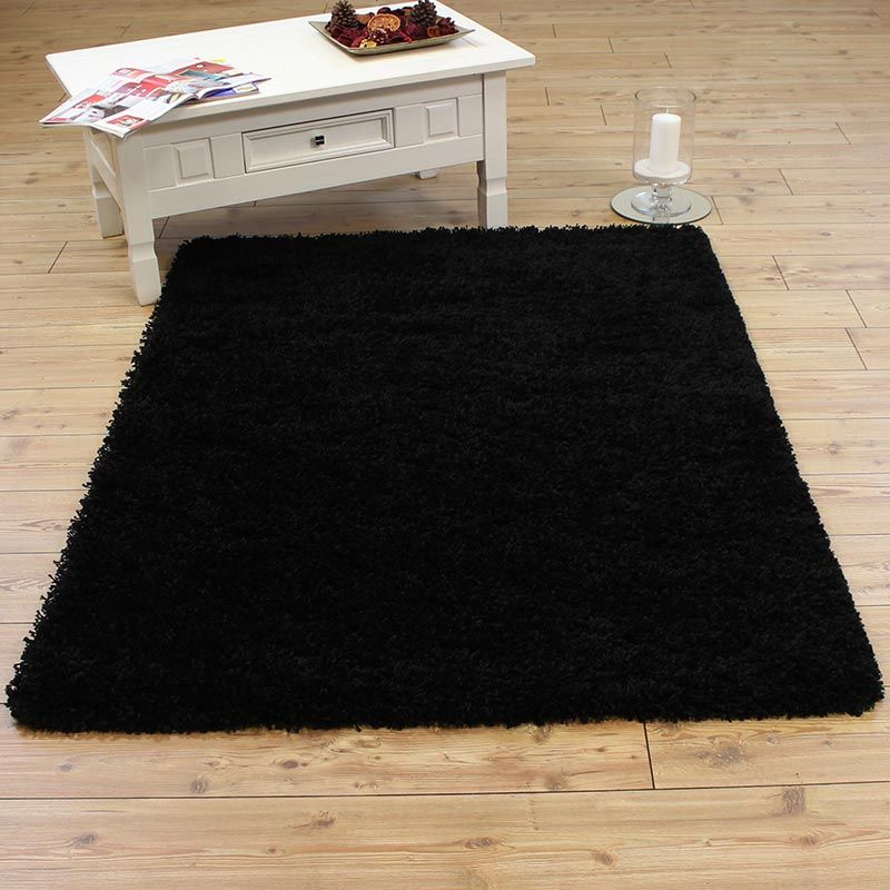 Black Gy Rugs Uk Mixed Fibres