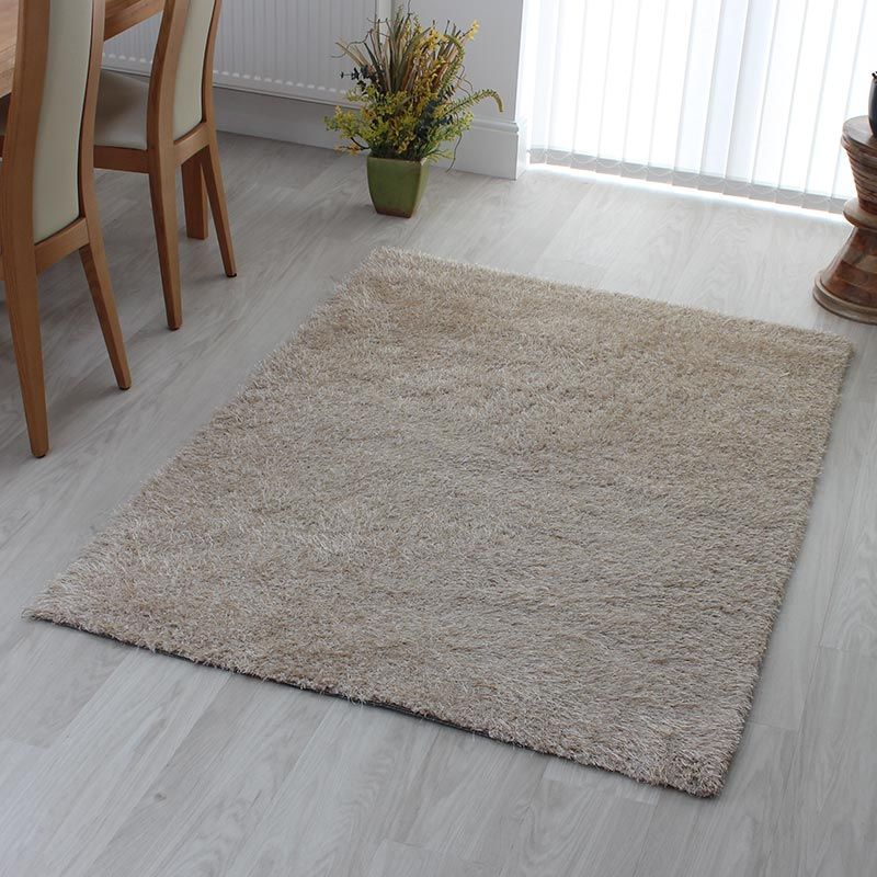 Plain Beige Candy Gy Rug