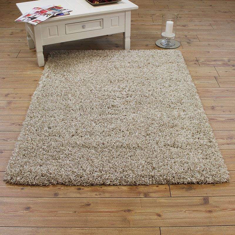 Beige Gy Rugs Uk Mix Thick Pile