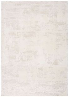 Astral Rug AS06 Ivory 3D Abstract Style