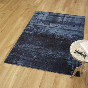 Galleria Rug 5131 Blue Abstract