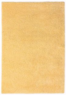 Ritchie Shag Pile Rug Yellow