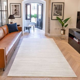 Uni UNI901 Oyster Rug by Concept Looms