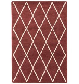 Albany Rug Diamond Berry Wool