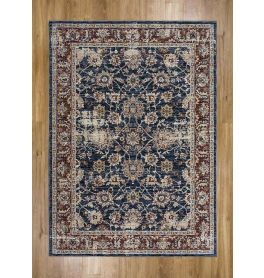 Alhambra Rug Antique Dark Blue 6549A