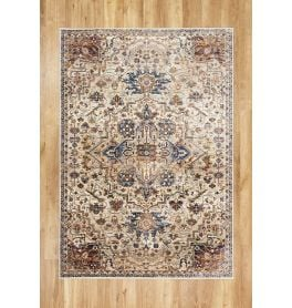 On Sale Alhambra Rug Antique Ivory Beige 6504C 133x195cm