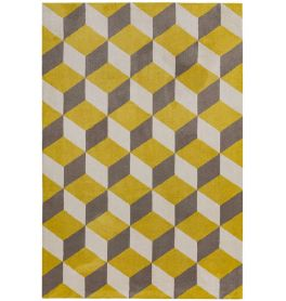 Arlo Rug AR09 Yellow Block