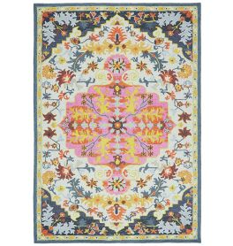 Bronte Rug Multi Medallion