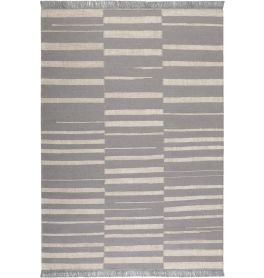 Carpets & Co Marks Grey-Ice Blue Rug