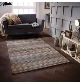Carter Rug Natural Stripe