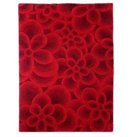Chesham Rug Red
