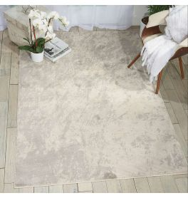 On Sale Contemporary Maxell Large Rug MAE12 Ivory Grey 239x320cm