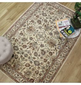 On Sale Da Vinci Rug Natural Rust 570166 6484 160x230cm