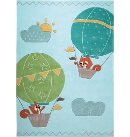 Esprit High Sky Blue Kids Rug