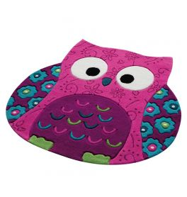 SMART KIDS Little Owl Multi Rug P