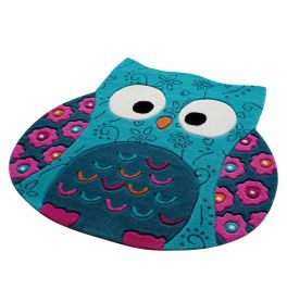 SMART KIDS Little Owl Multi Rug B