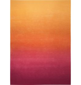 Esprit Sunrise Orange Rug