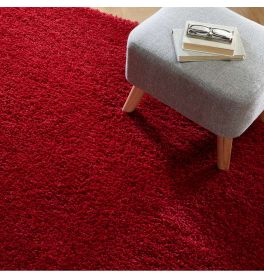 Sparks Light Red Rug