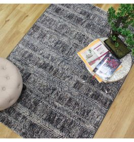 Galleria Rug Blue Grey 630429 7626