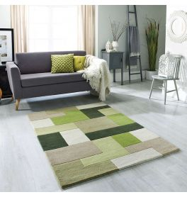 Green Rugs | Lime, Olive, Sage, Light, Dark | Land of Rugs