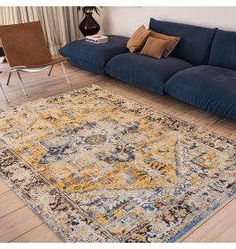 Heriz Antique Rug 8704 Amir Gold