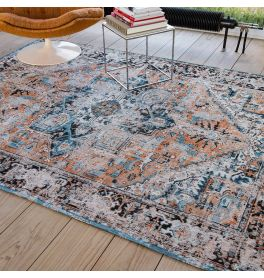 Heriz Antique Rug 8705 Seray
