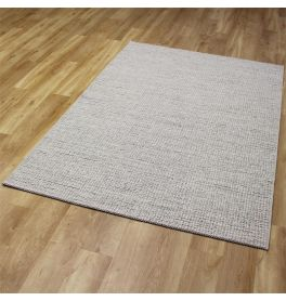 High Line Woolen Rug 6006 Chalk