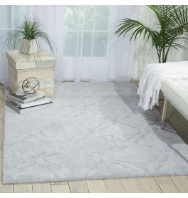 Kathy Ireland Rug KIT01 Light Grey