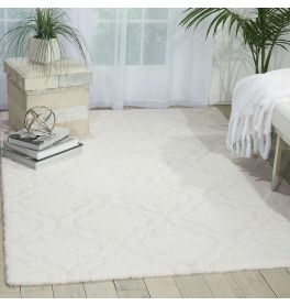 Kathy Ireland Rug KIT01 White