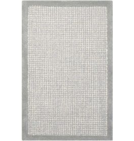 Kathy Ireland Rug River Brook Light Blue Ivory