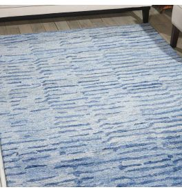 Lapis Gemstone Rug GEM01