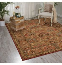 Living Treasures Rug Multicolour LI02