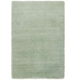 Lulu Shaggy Rug Green