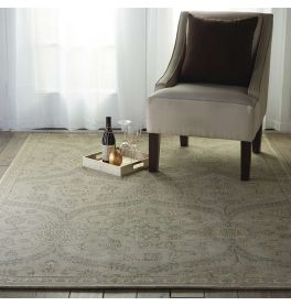 Luminance Rug LUM04 Cream Mint