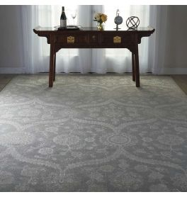 Luminance Rug LUM04 Iron Stone