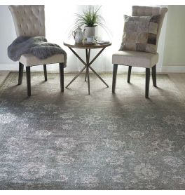 Luminance Rug LUM06 Iron Stone