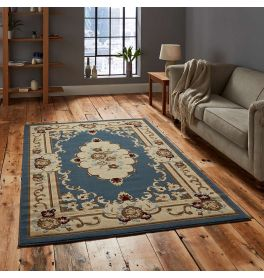 Marrakesh Rug Light Blue