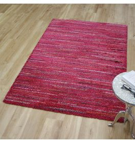 Mehari Rug 1111 Cherry Purple Gold
