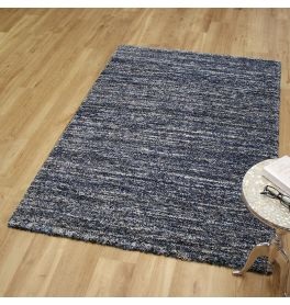Mehari Rug 230067/6141 Blue Grey