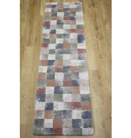 Multi Coloured Mehari Rug 23245 6464