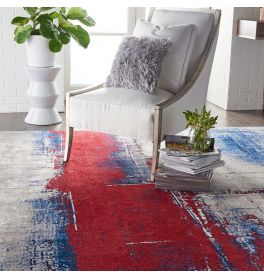 Mutlicolour Twilight Rug Abstract TWI19