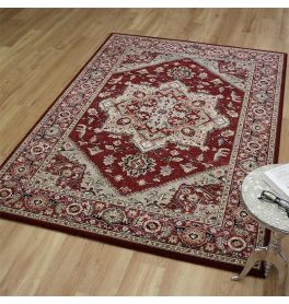 Noble Art Rug 65140/390 Red