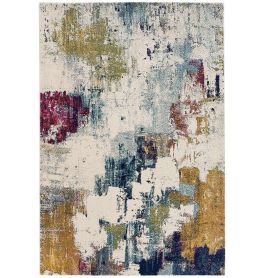 Nova Rug Abstract Multi NV22
