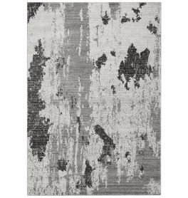 Nova Rug NV17 Painterly Charcoal