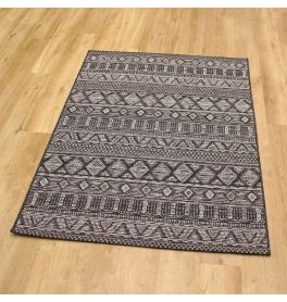 Outside Rug Brighton Grey Bone 98008 3052